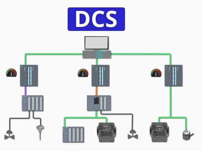 سیستم های کنترلی DCS