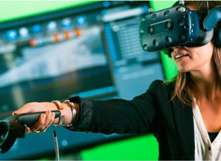Industry 4.0 and the VR Revolution