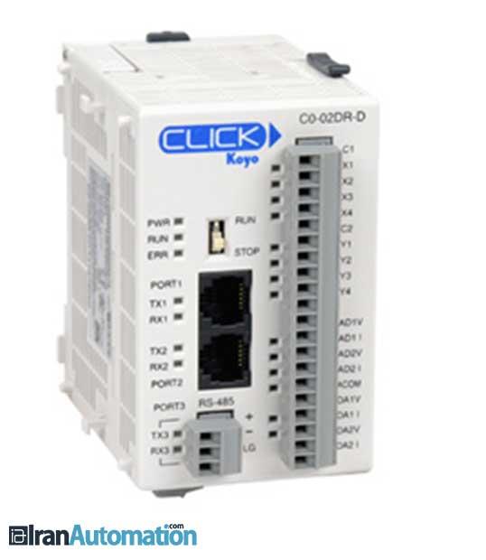 Click PLC