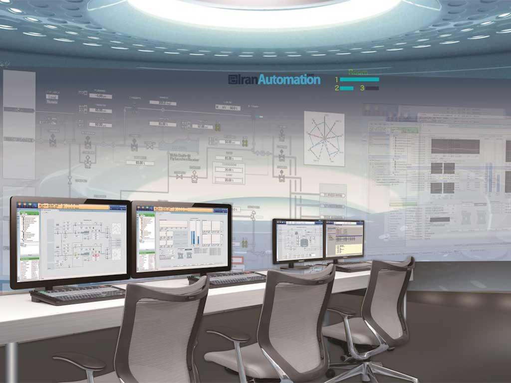سیستم کنترل با DCS