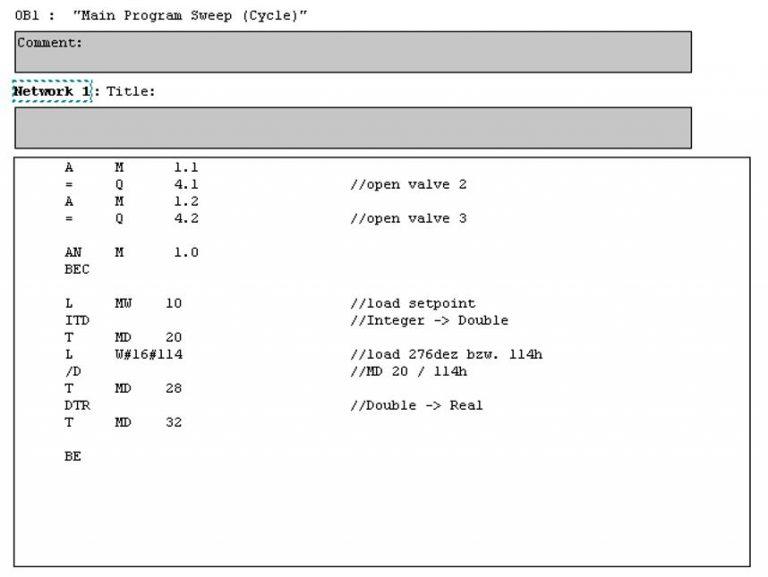نرم افزار سیماتیک زبان STL