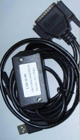 کابل اتصال پی ال سی