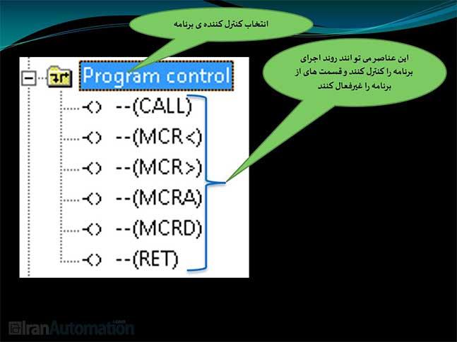 آموزش برنامه نویسی پی ال سی